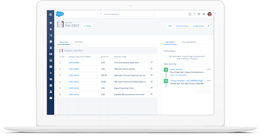 introducing salesforce iq 1 sales tools