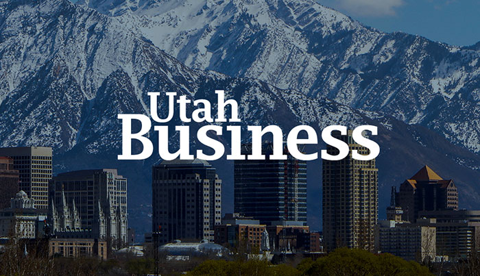 Utah Business and Simplus press release
