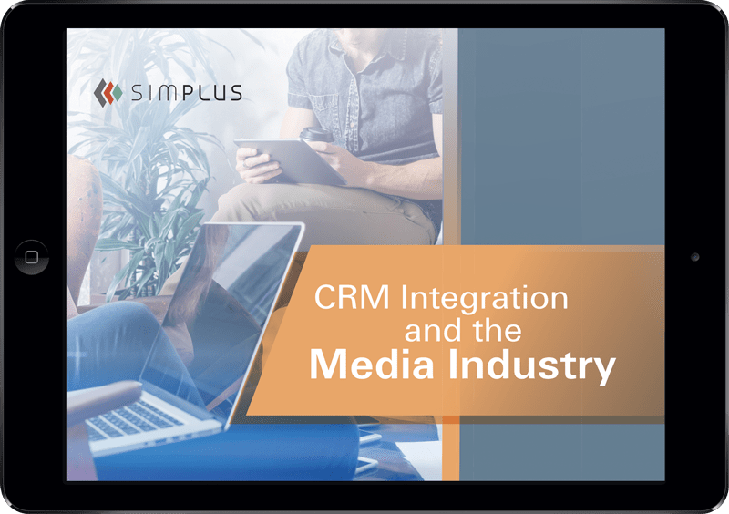 simplus crm intgration in the media ebook