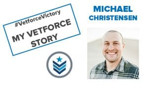 Michael Christensen - My Vetforce Story