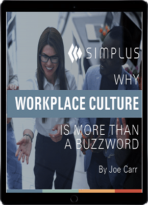 Workplace culture guide by joe carr