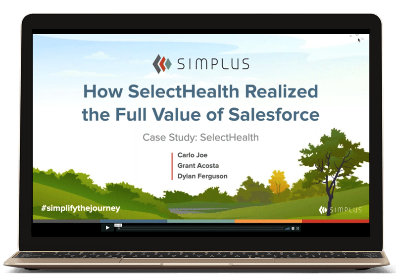 SelectHealth Webinar Video