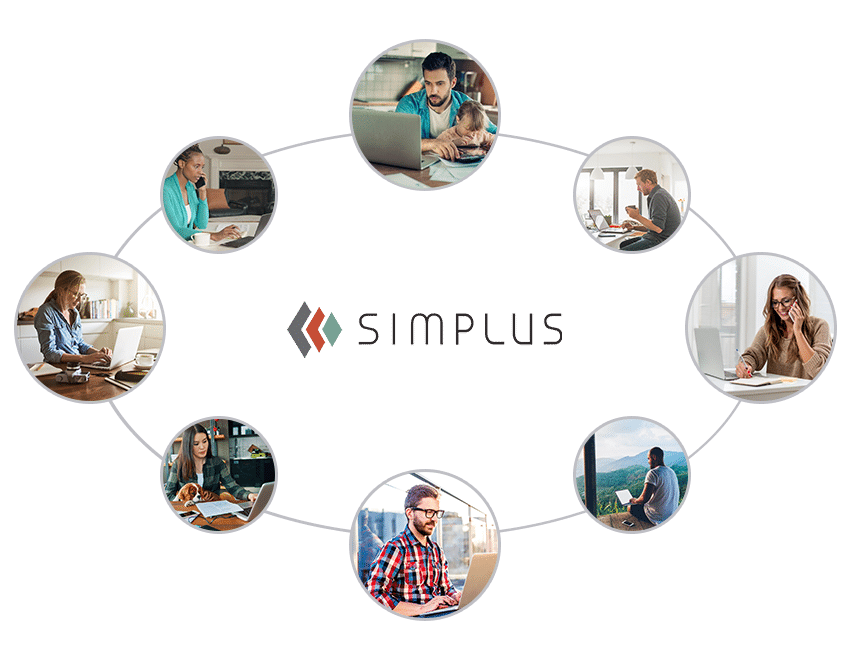 Simplus Remote Work