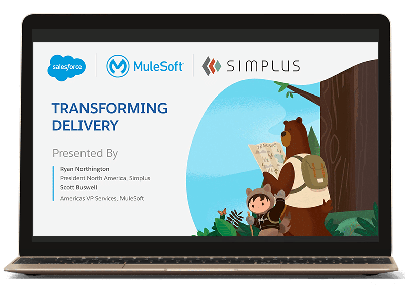 Transforming Delivery On-Demand