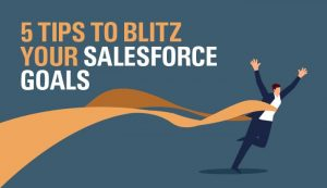 Transition to Salesforce